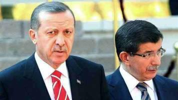 احتمال برکناری داود اغلو از سوی اردوغان قوت گرفت