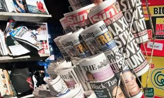سرتیتر روزنامه ها و سایت های خبری بین المللی پنجشنبه 28 آوریل