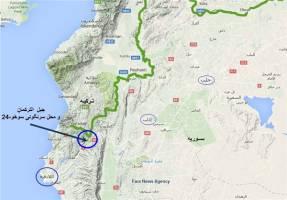 جبهه النصره از راه ترکیه وارد لاذقیه می شوند