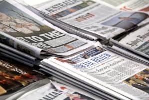 سرتیتر روزنامه ها و سایت های خبری بین المللی 29 آوریل