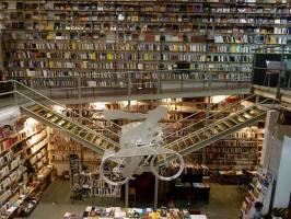 وقتی کتابفروشیهای مشهور باعث جذب توریست می شوند!