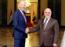 بایدن در عراق بدنبال چه بود؟