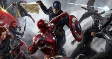 عبور «کاپیتان آمریکا: جنگ داخلی» از مرز 84 میلیون دلار در روز سوم!