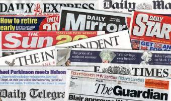 سرتیتر روزنامه ها و سایت های خبری بین المللی 1مه