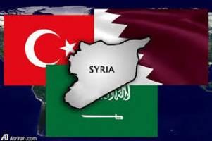 ترکیه، قطر در مقابل امارات و عربستان