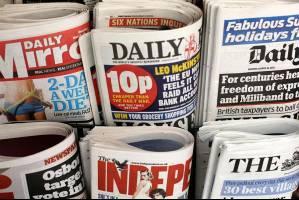 سرتیتر روزنامه ها و سایت های خبری بین المللی 3 مه