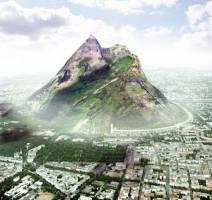امارات به دنبال تحقق یک رویا: کوه امارات