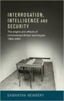 کتاب «بازپرسی، جاسوسی و امنیت» نوشته «سامانتا نیوبری»
