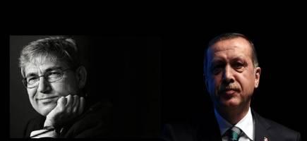 اورهان پاموک از برندگان نوبل: اردوغان ترسناک است!