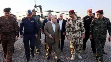 حیدر العبادی فرمانده نیروهای امنیتی منطقه سبز را برکنار کرد