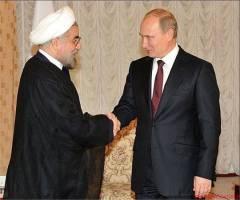 گرمای پیش روی روابط ایران و روسیه
