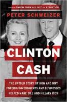 انتشار کتاب «ثروت کلینتون» نوشته پیتر شوایزر