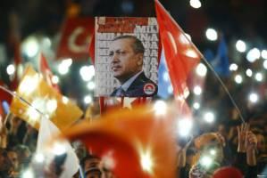 گام بلند اردوغان براي تغيير نظام پارلماني