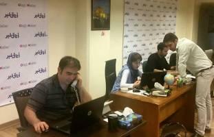 استخدام چند خبرنگار در سرویس اقتصادی