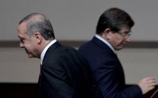 محورهای اختلاف احمد داوود اغلو با رجب طیب اردوغان