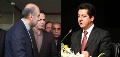 دیپلمات ایرانی: رفراندوم در کردستان یک شعار غیرعملی است