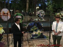 نمایشگاه پرتره نگاری از مشاهیر موسیقی ایران
