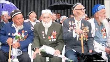 روز پیروزی در تاجیکستان