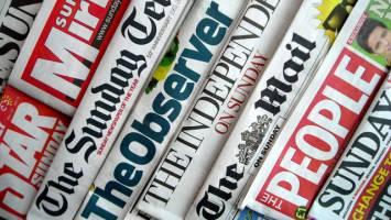سرتیتر روزنامه ها و سایت های خبری بین المللی 10 مه