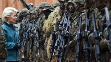افزایش شمار نظامیان ارتش آلمان پس از ۲۶ سال