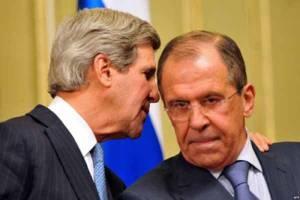 گفتگوی لاوروف و کری در خصوص سوریه