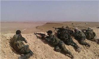 پیشروی ارتش سوریه در ریف دمشق
