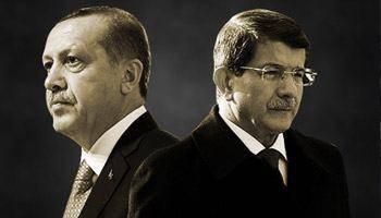 محوره های اختلاف میان رئیس جمهور و نخست وزیری ترکیه