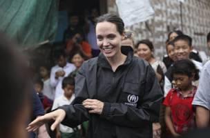 نا امیدی «آنجلینا جولی» از سیاستهای کشورش!