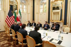 دیدار ظریف با همتای آمریکایی خود