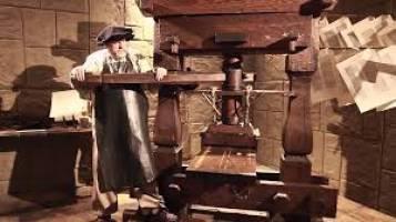 مروری بر تاریخچه صنعت چاپ در ایران