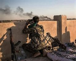 صدای ممتد آژیر قرمز در رقه پایتخت داعش