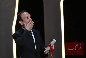 دو نخل طلا در دستان اصغر فرهادی و شهاب حسینی