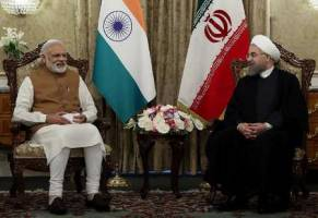 بازتاب سفر نخست وزیر هند به ایران در رسانه های بین المللی