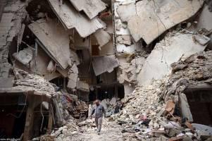 مصائب حفظ دولت مرکزی سوریه