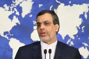 پاسخ سخنگوی وزارت امور خارجه به اظهارات سخیف عادل جبیر