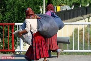 کولیها خاص ترین گروه های مهاجر