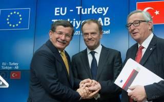 تاثیر حذف داود اوغلو بر پروسه الحاق ترکیه به اتحادیه اروپا