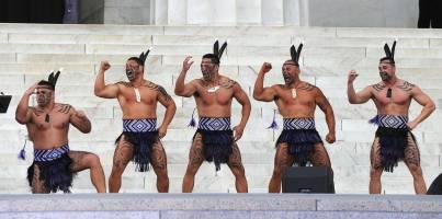 «هاکا» از رقصی برای جنگ تا سنتی ورزشی و رسمی دیپلماتیک!