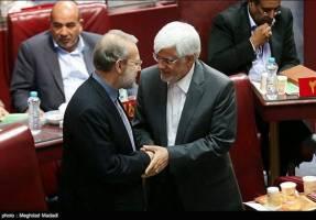 لاریجانی بطور موقت بر مسند ریاست مجلس تکیه زد