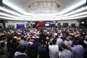 شب بيستوپنج ميليارد توماني بزرگان هنر در تهران