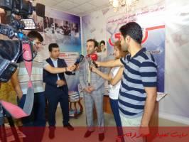 گشايش رسمی دفتر  نشریه جام کوردی در پایتخت فرهنگی اقلیم کردستان