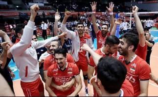 پایان نیم قرن انتظار، والیبال ایران به المپیک رفت