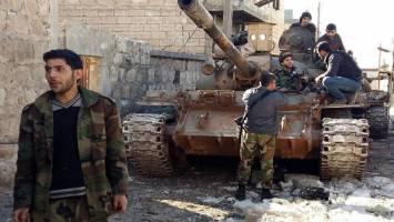 270 شهروند سوری قربانی توپبارانهای گروههای تندرو