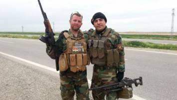 مبارزین کُرد عامل احیای قدرت آمریکا در خاورمیانه