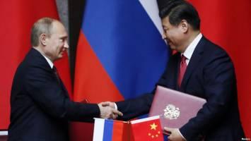 روسیه و چین در مسیر حرکت مشترک