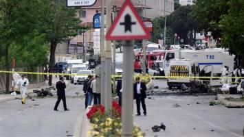استانبول؛ صدای گلوله و انفجار در ساعات آغازین روز