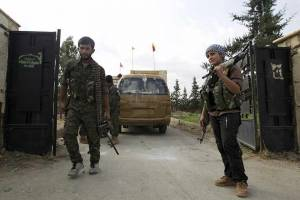 منبج در آستانه آزادسازی از دست داعش