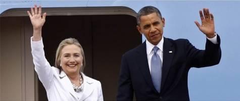 اعلام رسمی حمایت باراک اوباما از هیلاری کلینتون