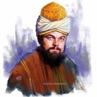 «لئوناردو دی کاپرو» در لباس «مولانا»! + عکس