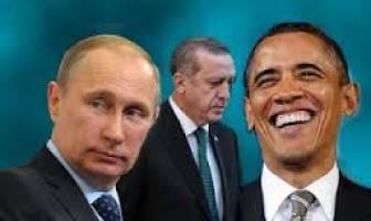 نومیدی اردوغان از اوباما و پوتین